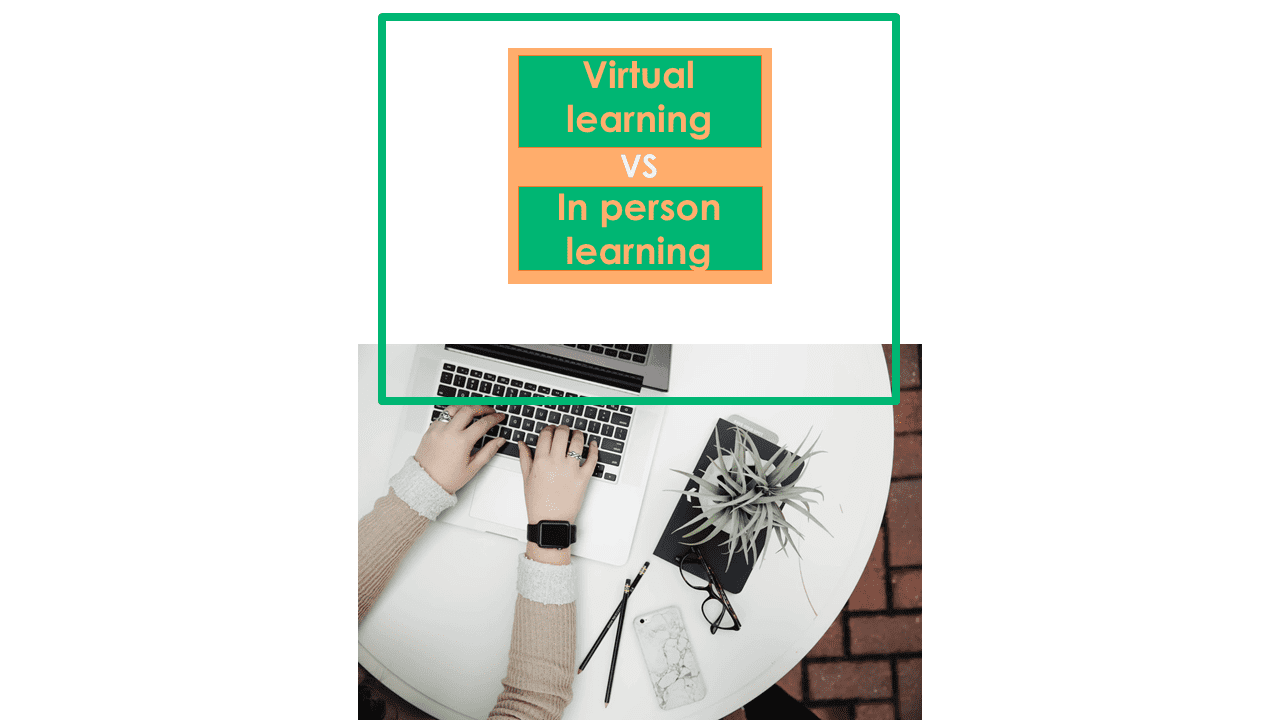 From In-person Training to Virtual Learning