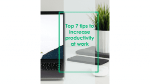 increase productivity at work