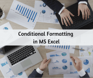 conditional formatting in ms excel