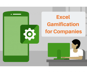 excel gamification for companies