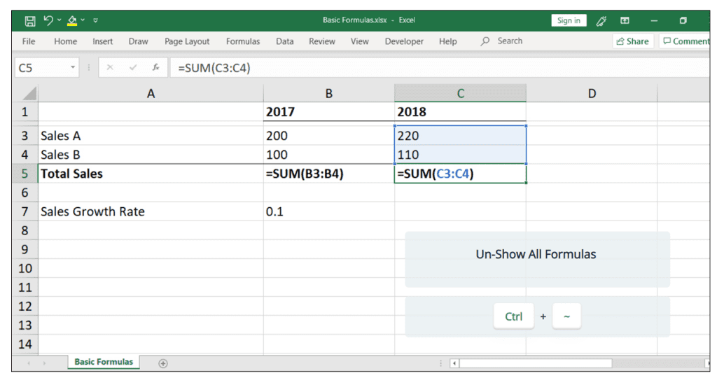 auditing tools for financial models