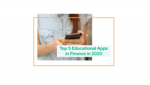 Educational apps in finance