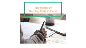 naming cells