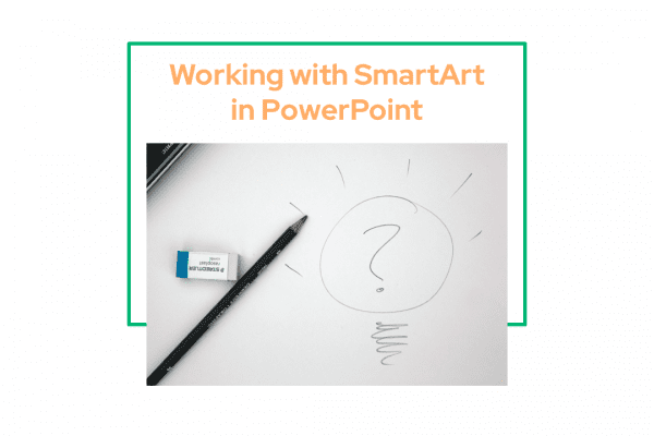 Working with SmartArt in PowerPoint