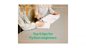 tips for Python beginners