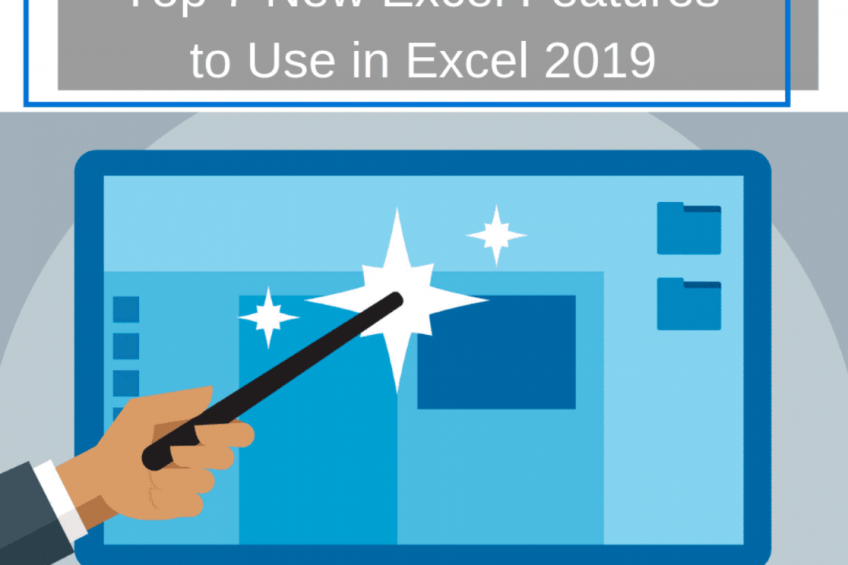 new excel features
