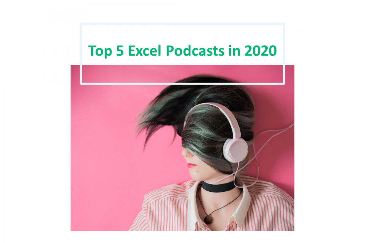 Excel podcasts