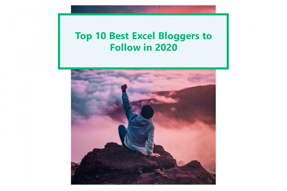 excel bloggers to follow