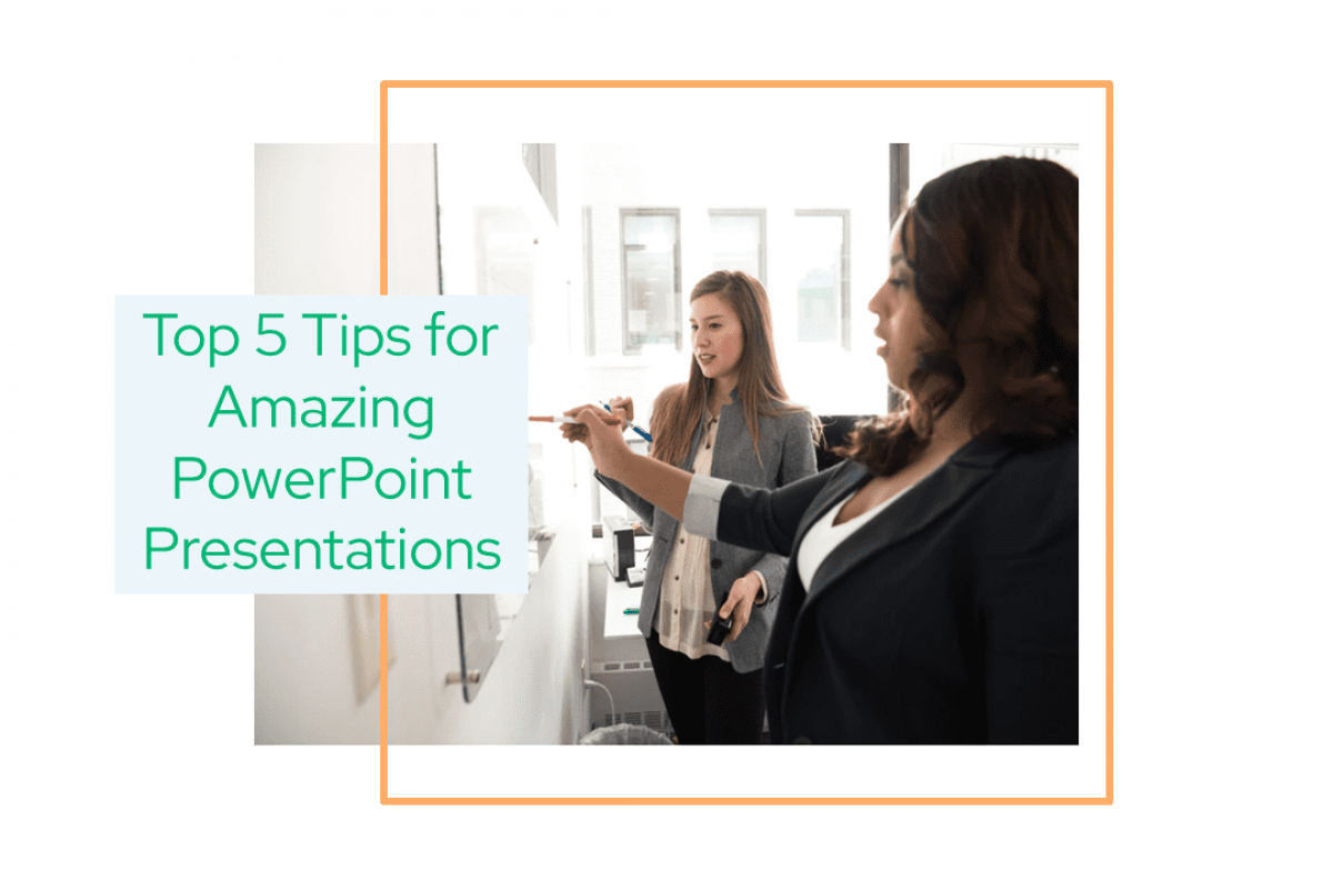 tips for amazing powerpoint presentation