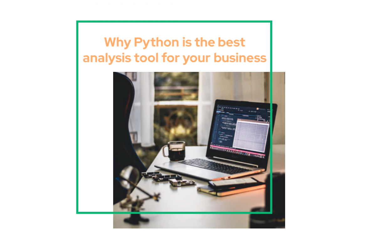 python is the best analysis tool for your business