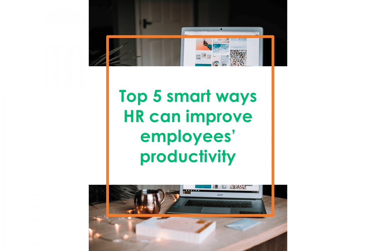 improve employee's productivity