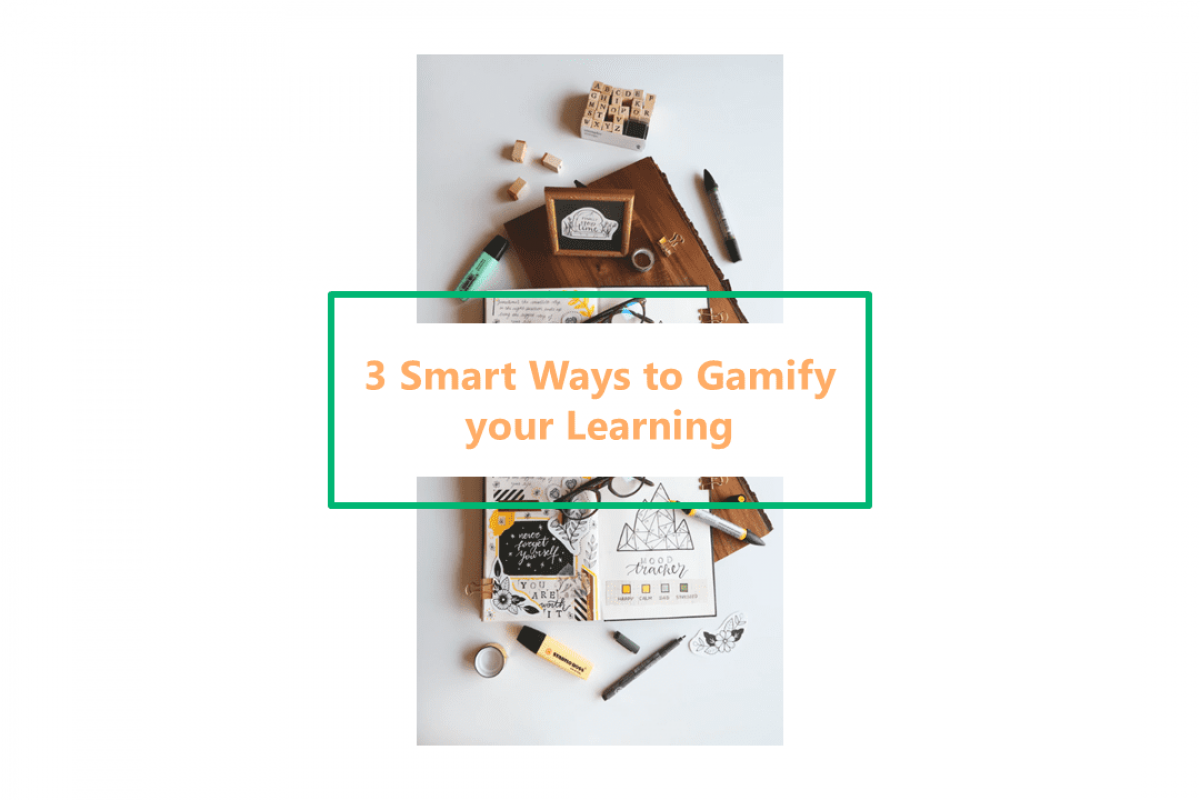 smart ways to gamify your learning