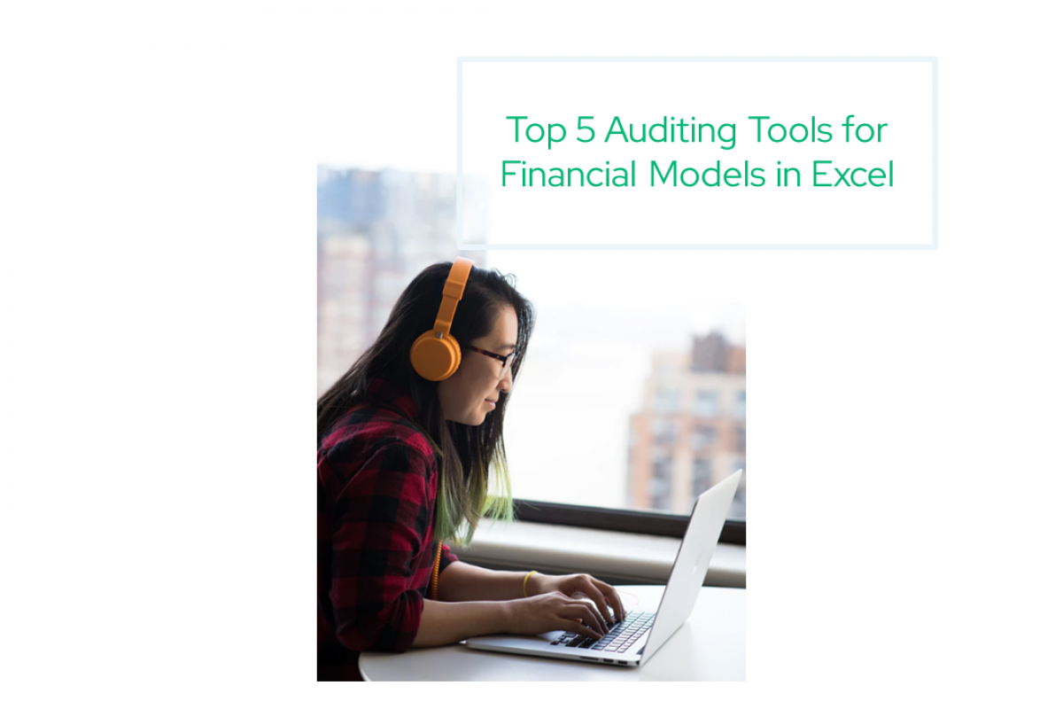 auditing tools in excel