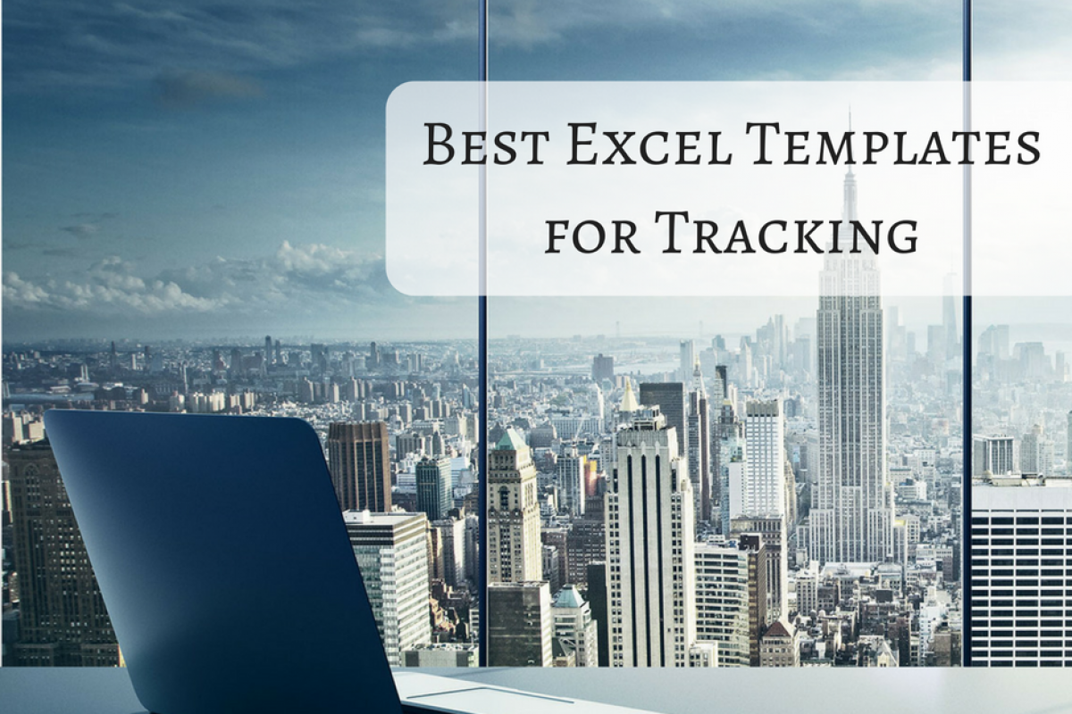 excel templates for tracking