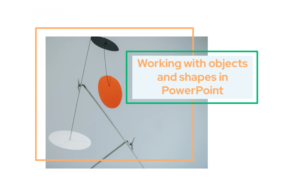 objects and shapes in powerpoint