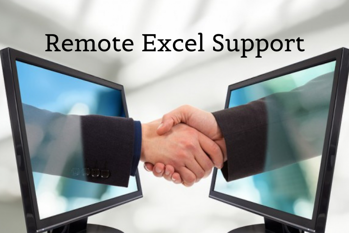 remote excel support