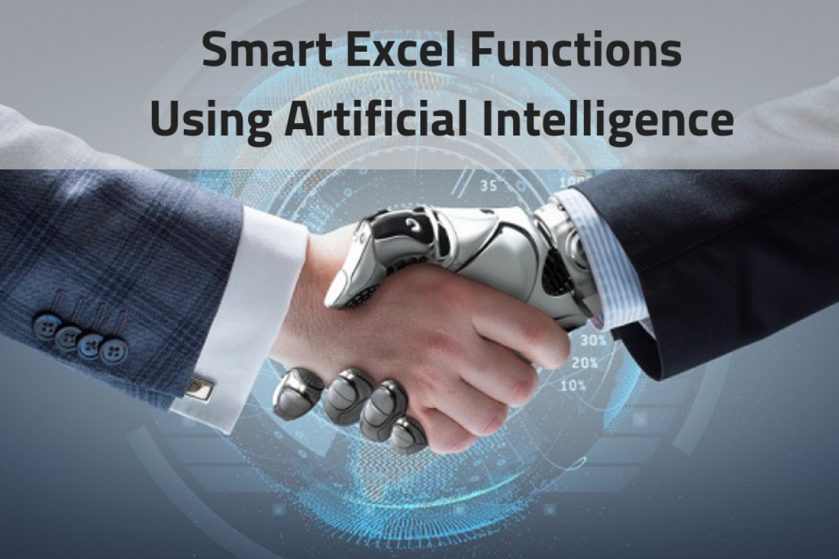 smart excel functions using ai